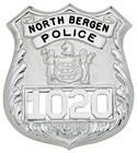 2.56 inch Metro Style Smith & Warren Badge S141