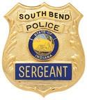 2.71 inch Metro Style Smith & Warren Badge S202