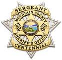 2.88 inch 7 Point Star Smith & Warren Badge S638B