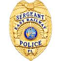 "3.375"" Eagle Top Smith & Warren Custom Badge SB1902H"