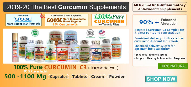 Physician Naturals The Best Curcumin Turmeric Supplements