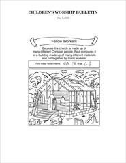 image of children's bulletin
