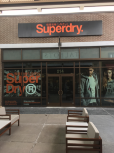 Superdry Opens its Fourth Outlet in Clarksburg Maryland