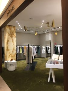bbfe561c0dff A Look at the New CELINE at Saks Fifth Avenue New York – Project by SAMAP