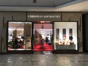 61548aafa0a3 Christian Louboutin and Montblanc at Copley Place – Projects by HIRSCH  CONSTRUCTION CORP.
