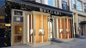 a100cb83e66f5 Boston's Newbury Street shopping scene is just about to get a whole lot  hauter. Bulgari, the high-end Roman jeweler, is opening its first Boston  location ...