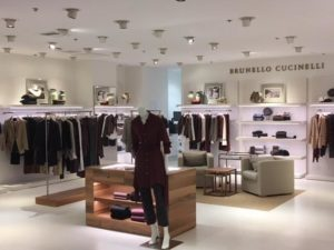 footwear coupon code get cheap Brunello Cucinelli Opens New Store at Saks Fifth Ave ...