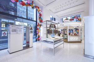 ca85aea449e4 Fendi is the next resident of the Corner Shop at Selfridges with the launch  of a new pop-up. The Fendi Kiosk marks the first time a luxury house has  taken ...