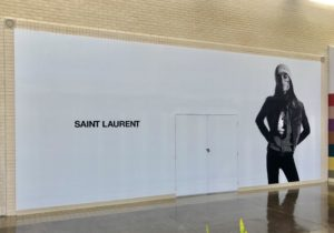 aa62040a4ab03 Saint Laurent is opening a new store at the NorthPark Mall in Summer 2019.