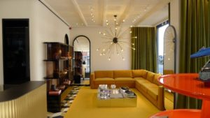 6e60a58e08 The Italian luxury brand Tod's launched its new boutique concept, the Sloane  Apartment, during London Fashion Week. The store located on Sloane Street —  at ...