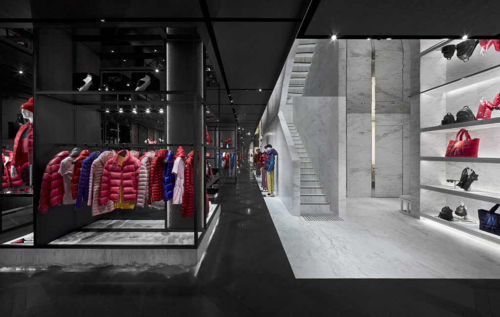a33498c9a Moncler Opens New Flagship in Singapore's iconic Marina Bay Sands ...
