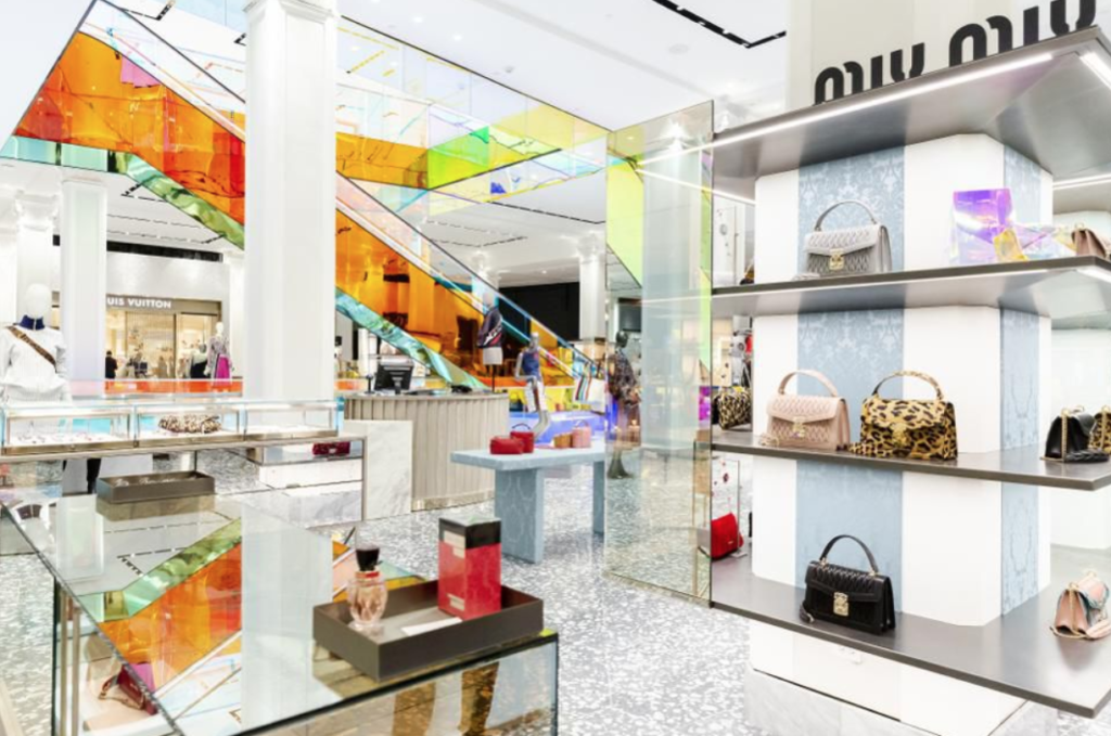 76c06ba3cb3b4 With Neiman Marcus and Nordstrom scheduled to open their first-ever doors  in Manhattan this year, the competition among department stores in the  crowded ...