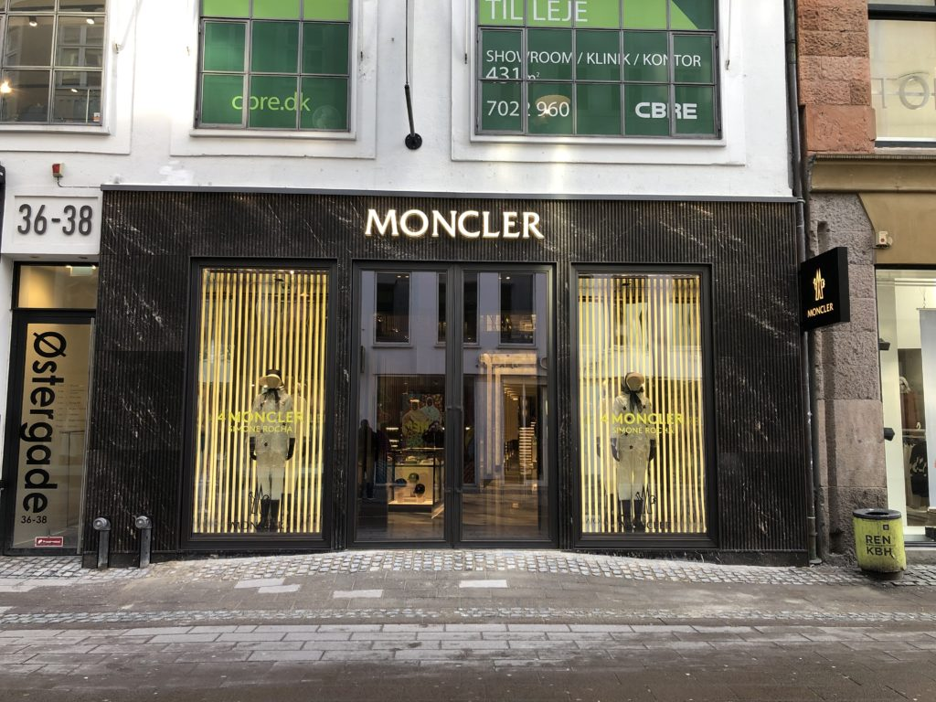 san francisco 9b5c8 abdf0 Take a Look at the Newly Opened Moncler Store in Copenhagen ...