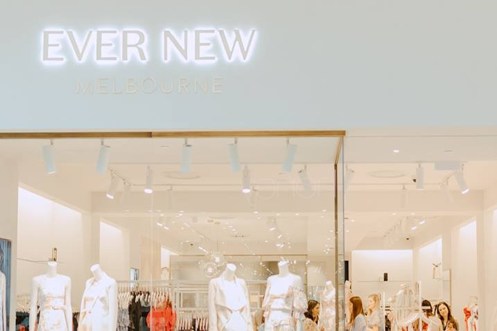 5eb50526 Australia-based women's fashion brand Ever New is expanding its presence in  the Canadian market, with two new stores opening in the Greater Toronto  Area ...