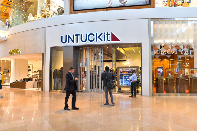 UNTUCKit Launches Multi Store Canadian Expansion | 4urspace