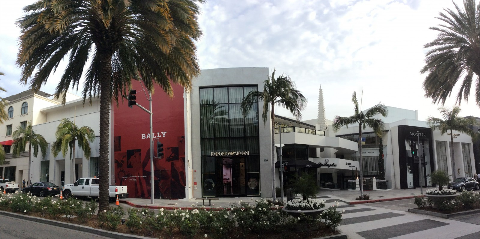Emporio Armani 340 N Rodeo Dr Beverly Hills Ca 90210 On