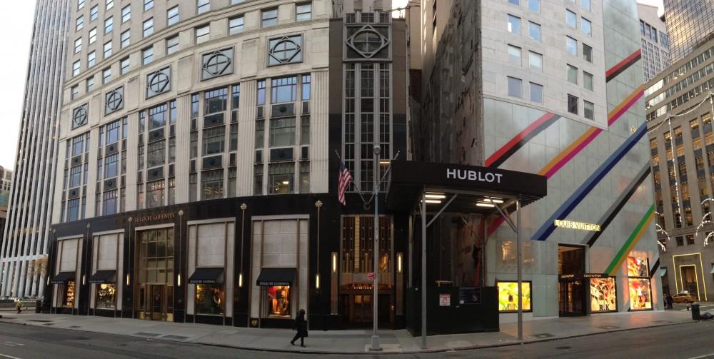 61c4dd2d4 BERGDORF GOODMAN MEN 745 5th Avenue New York, NY 10022 on 4URSPACE ...