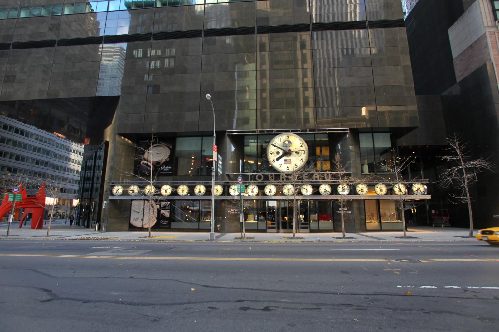 TOURNEAU 12E 57th Street New York, NY 10022 on 4URSPACE