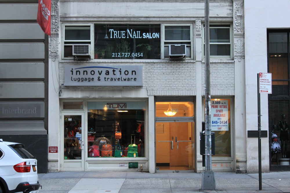 Innovation Luggage & Travelware 134 5th Ave New York, NY 10016 on ...