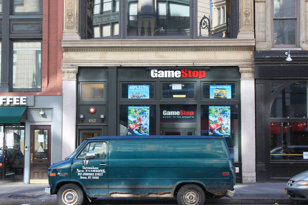 Game stop 682 6th ave new york ny 10010 on 4urspace retail profile game stop 682 6th ave new york ny 10010 sciox Choice Image