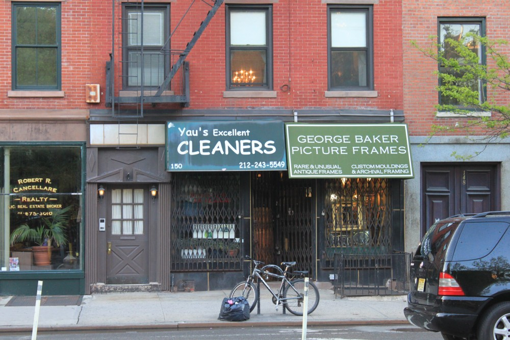 George Baker Picture Frames 150 9th Ave New York, NY 10011 on ...