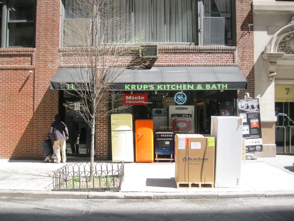 Krup S Kitchen Bath 11 West 18th Street New York Ny 10011