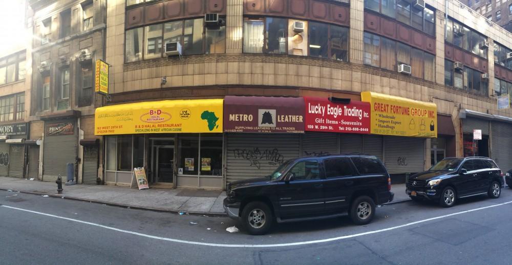 Lucky Eagle Trading Inc  159 West 29th Street New York, NY