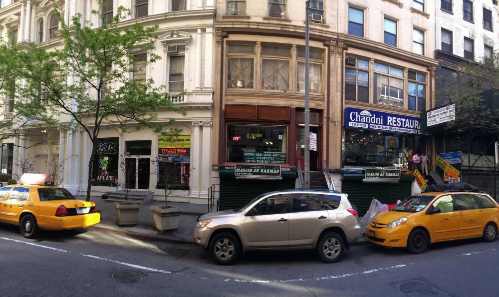 Masjid Ar-Rahman 15 West 29th Street New York, NY 10001 on 4URSPACE ...