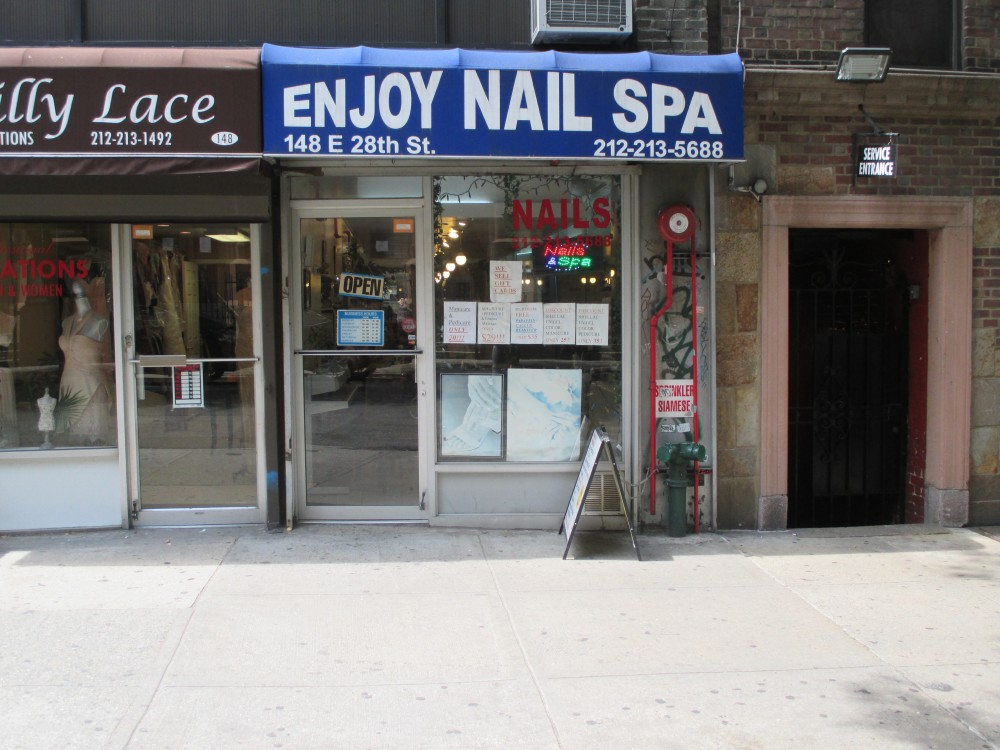 Enjoy Nail Spa 148 East 28th Street New York, NY 10016 on 4URSPACE ...