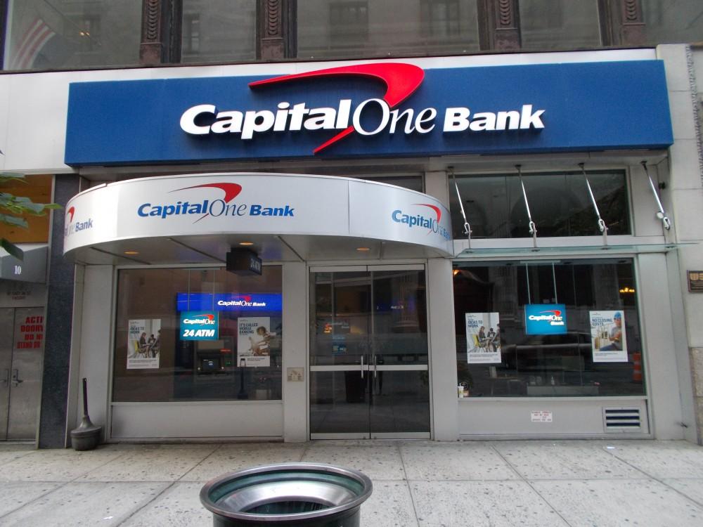 Capital One Atm Near Me -