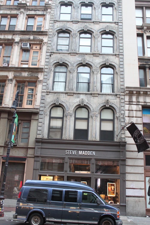 df4f1c8230f Steve Madden 540 Broadway New York