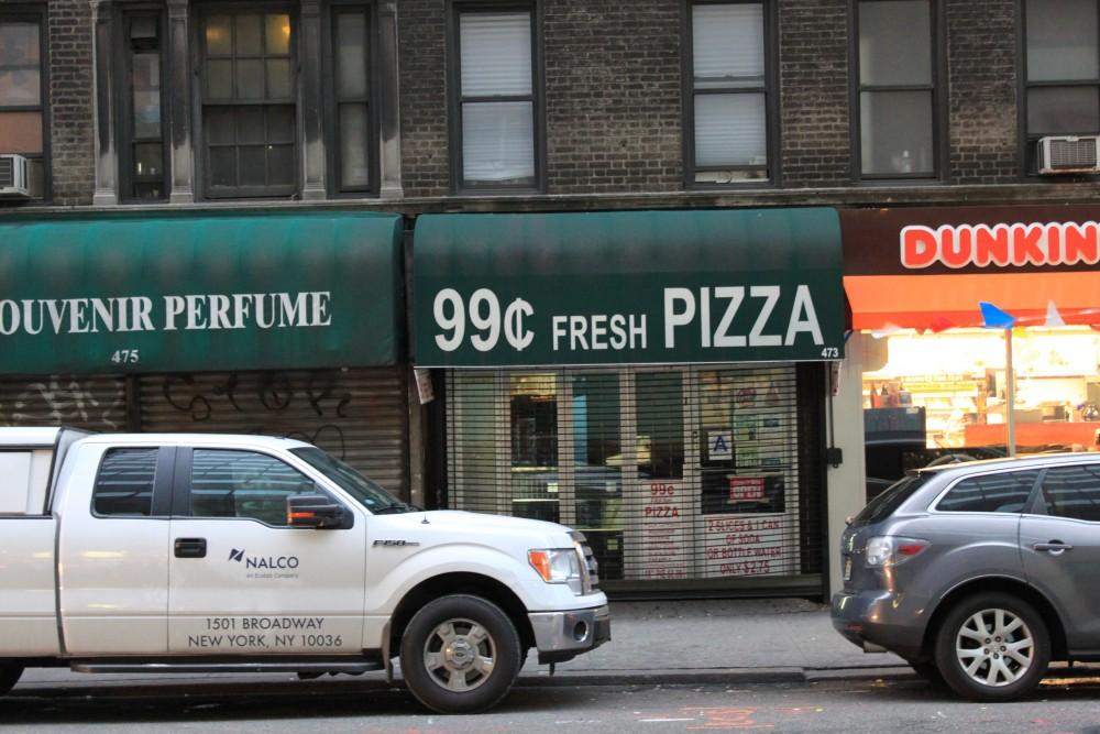 99 Cent Fresh Pizza 473 Lexington Ave New York NY 10017 On 4URSPACE Retail Profile