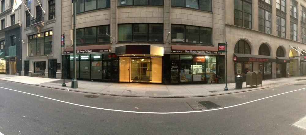 One Hour Framing Shop 15 East 40th Street New York, NY 10016 on ...