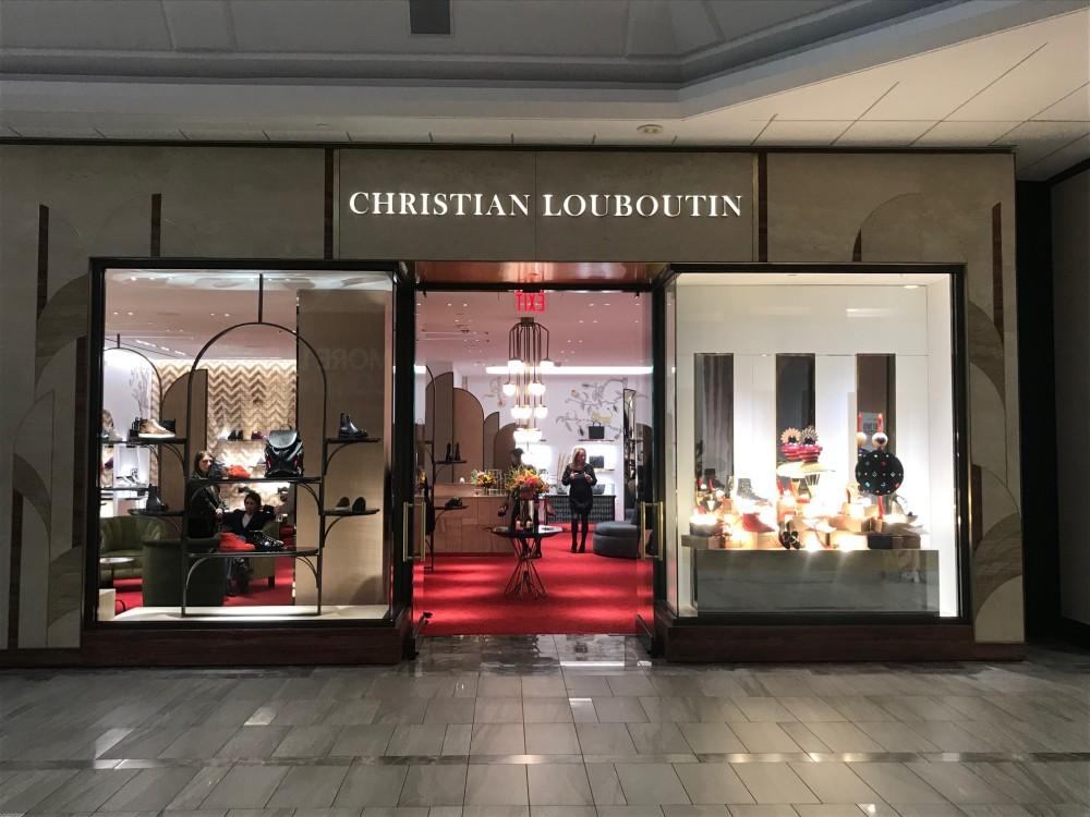 713d5fa0b08 Christian Louboutin 100 Huntington Ave Boston, MA 02116 on 4URSPACE ...