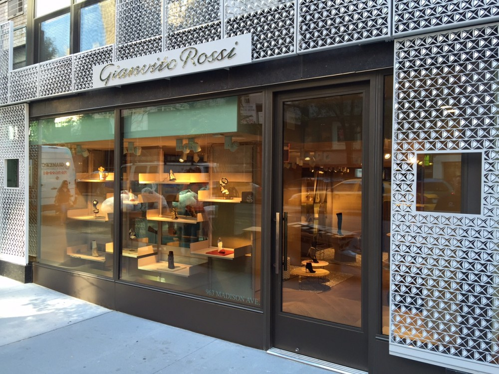 Gianvito Rossi 963 Madison Ave New York, NY 10021 on 4URSPACE ...