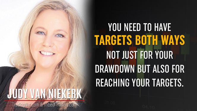 Judy van Niekerk Quote 2