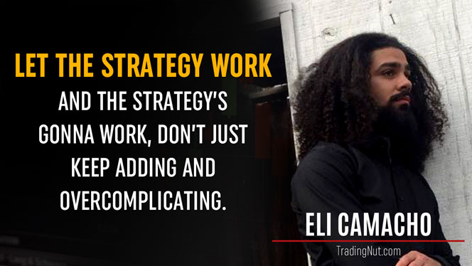 Eli Camacho Quote 2