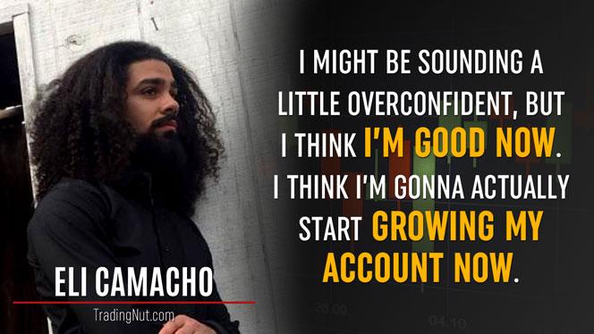 Eli Camacho Quote 3