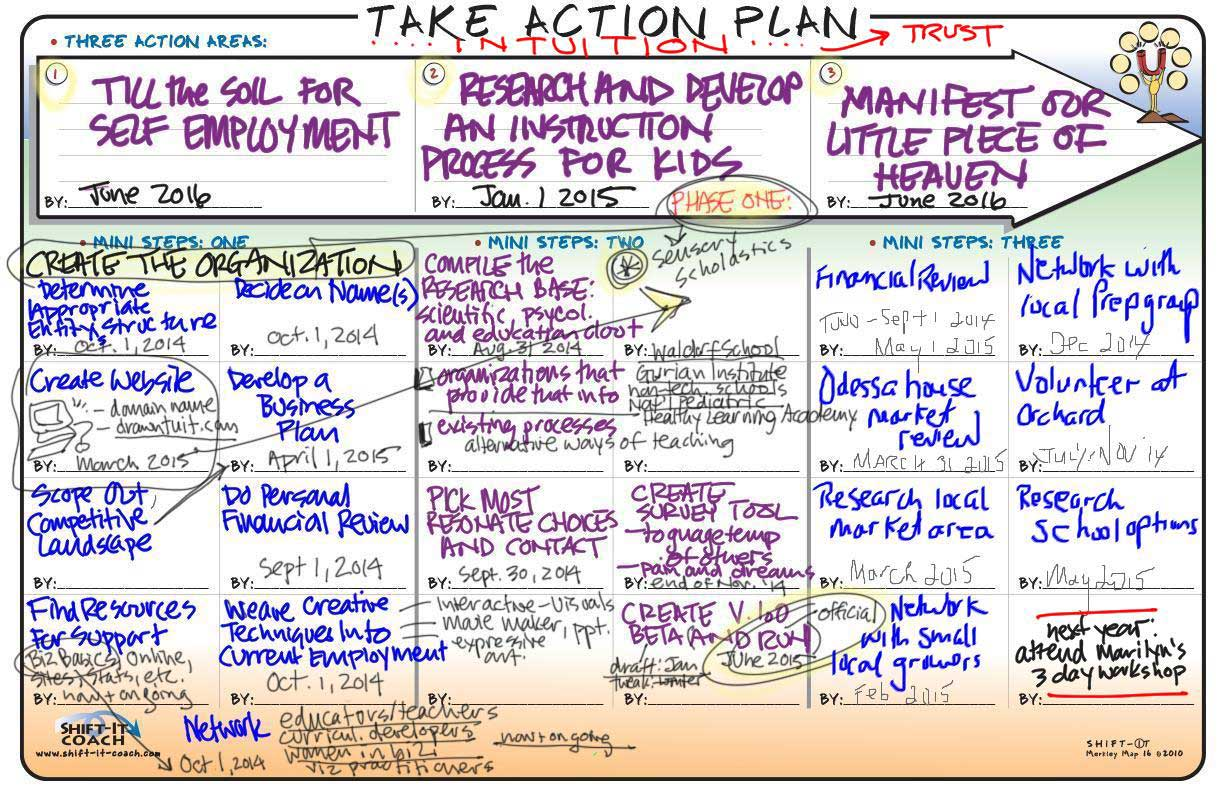 My Take Action Plan