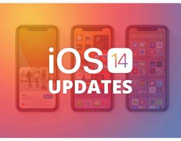 ios 14 updates