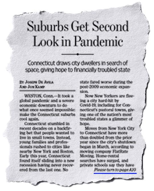 Suburbs Get Second