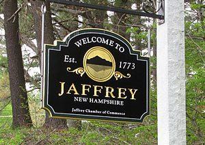 Another church in Jaffrey? - Jaffrey Presbyterian Church