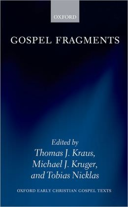 Gospel Fragments Book Cover