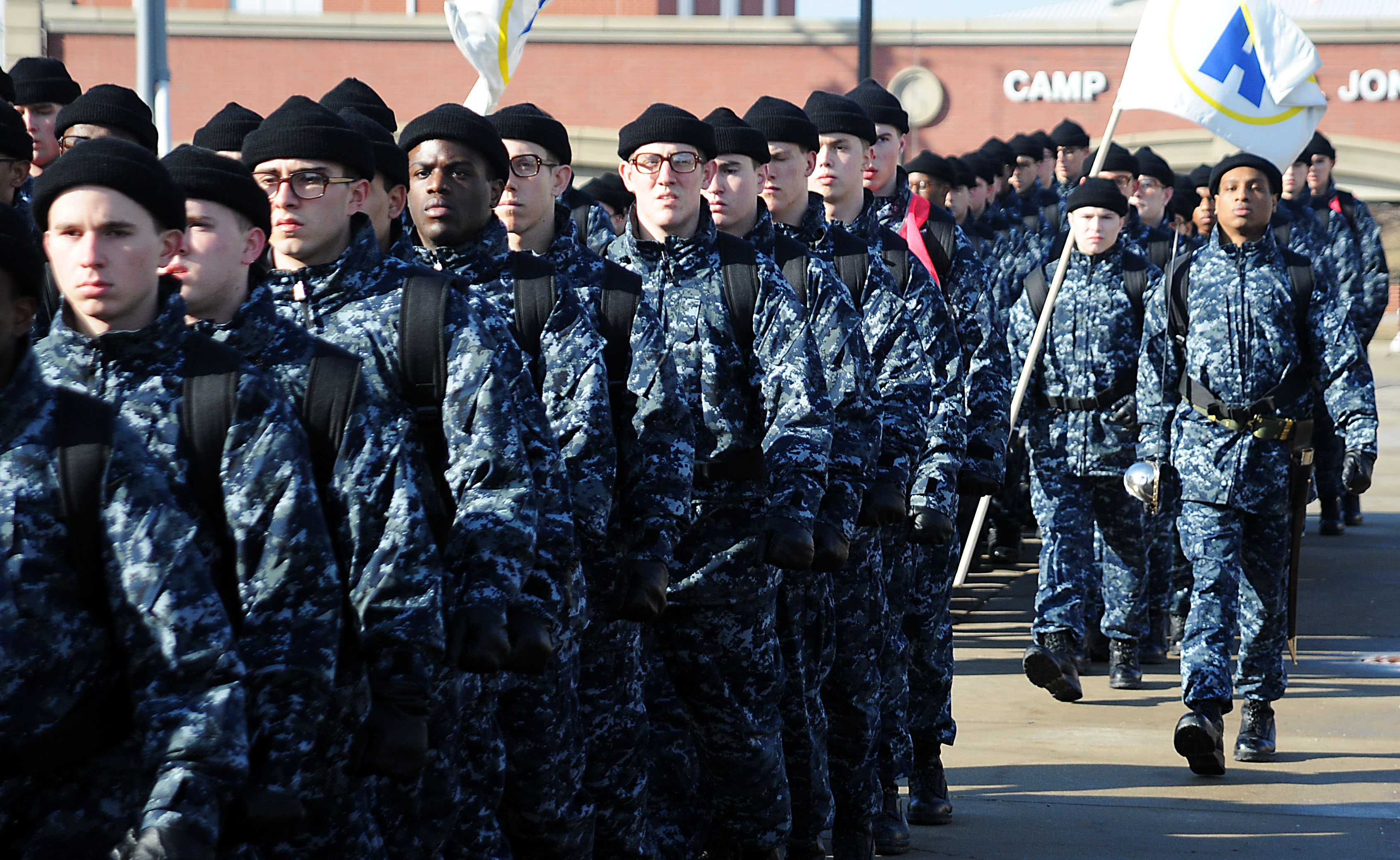The Cadence Call of Faith in the Soldier's (and Sailor's