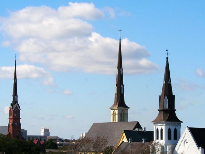 Churches in Charleston