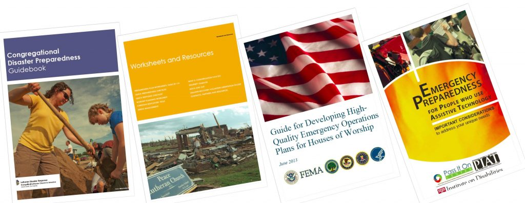 Disaster Response Resources - OPC Disaster Response