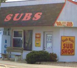 Nicks Sub Shop
