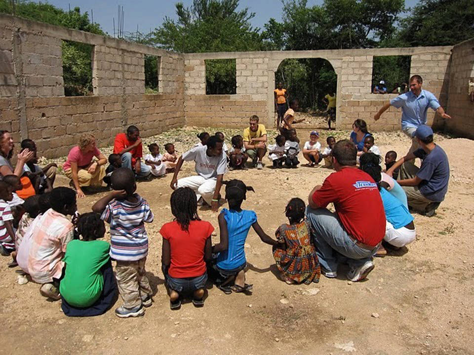 Short-Term Missions, Long-Term Good photo 1 - Team Haiti (?2009)