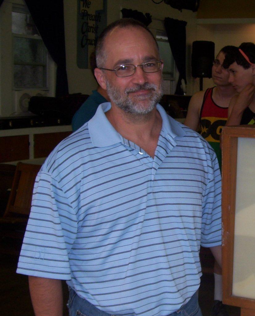 Boardwalk Chapel 2014 - Director Rev. Jim Zozzaro - photo by Janet