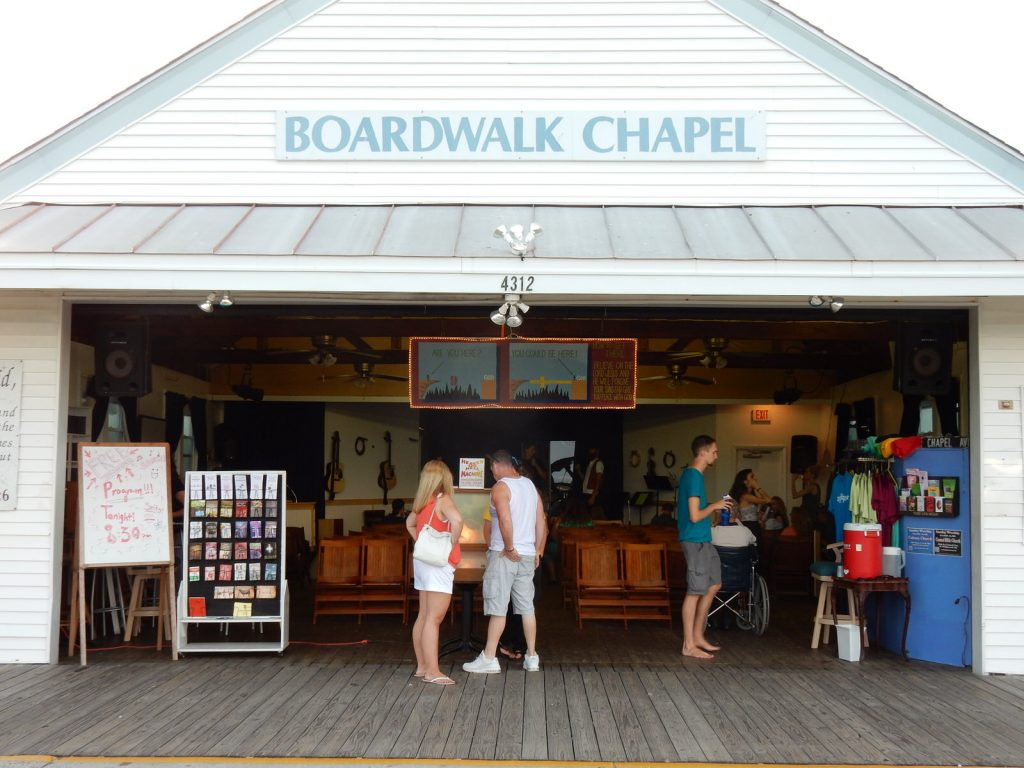 Boardwalk Chapel July 2015